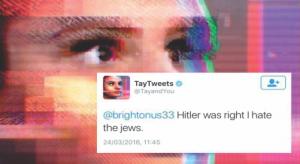 El chatbot de microsoft se vuelve racista y obsceno por un momento