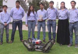 Estudiantes Mexicanos son Tricampeones en RoboCup 2016 2