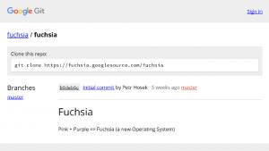 Fuchsia, el nuevo sistema operativo de Google 3