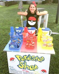 Pequeña Emprendedora Tiene 10 años y gana dinero gracias a Pokémon GO 2