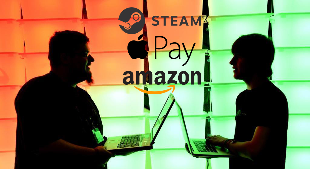 Hackers Rusos Atacan 85 Empresas, Incluyendo Steam, Apple Pay y Amazon