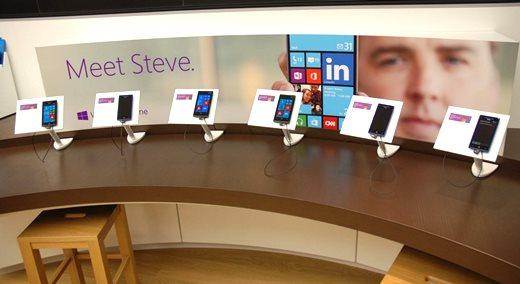 Microsoft Empieza a Retirar la Gama Lumia de las Tiendas
