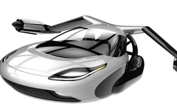 Auto volador para 2024