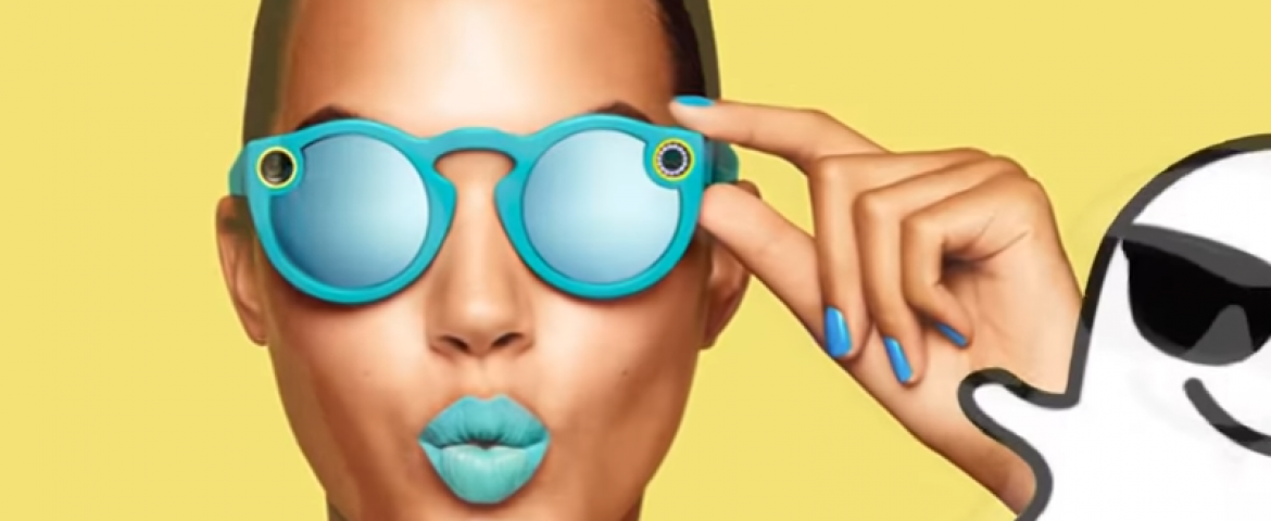 Spectacles de Snap Inc