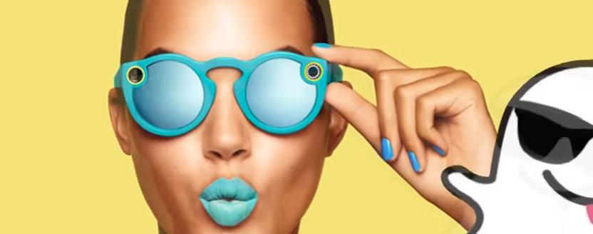 Spectacles de Snap Inc