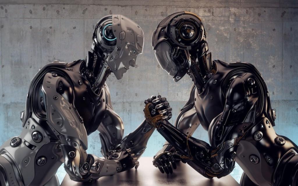 ROBOTS FACEBOOK CREAN SU PROPIO LENGUAJE