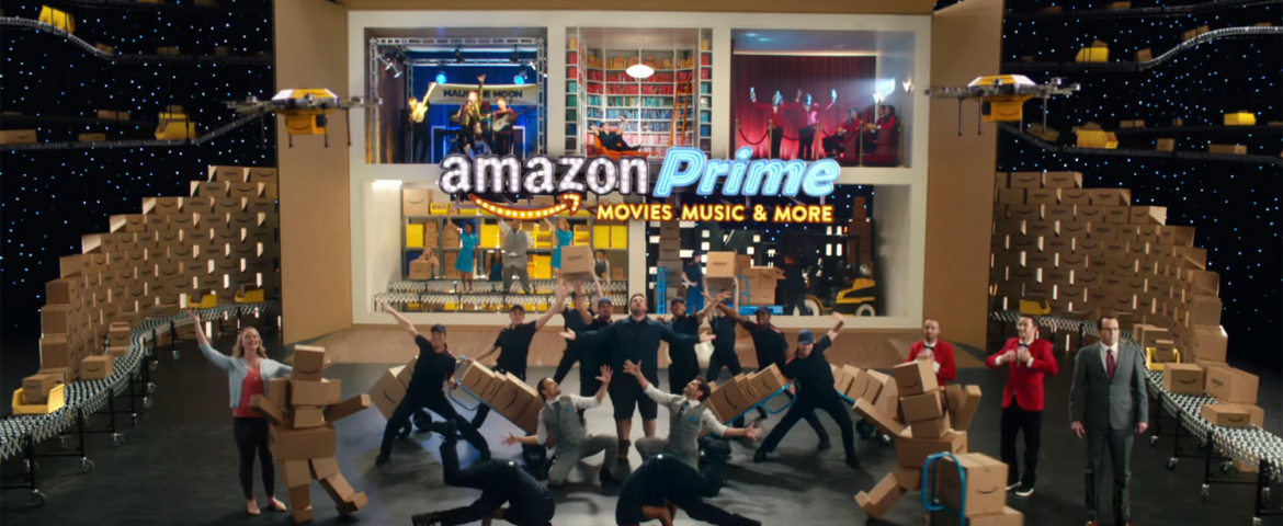 Amazon ha liberado finalmente una App de Prime Video para Android TV